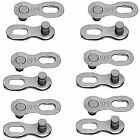 KMC MISSING LINK II Bicycle Chain Link (7 and 8-Speed, 6-Pack)