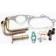 Turbocharger-2000-882-210-Turbo-Install-Kit-For-SUBARU-Mitsubishi-TD04L-TF035HM thumbnail 5