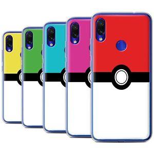 Gel-TPU-Case-for-Xiaomi-Redmi-Note-7-7-Pro-7S-Pokeball-Anime-Inspired