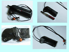 Shisha / E pipe Leather lanyard holder / pouch