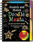 Doodle Mania: An Art Activity Book by Peter Pauper Press (Mixed media product, 2014)