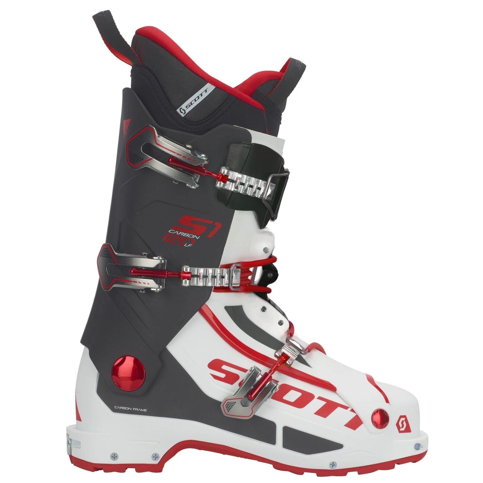 Ski Touring Scott S1 Carbon Longfiber
