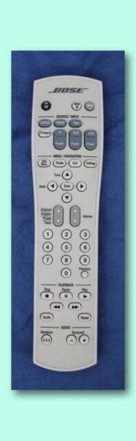 Bosse Remote Control RC28T1-27 for Lifestyle 28 or 35 Media US