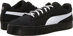 8e3749112c21 PUMA Mens Puma X DP Court Platform K Black Puma White Athletic Shoe ...