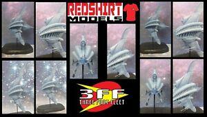 Minbari Sharlin Cruiser (Babylon 5 Model)