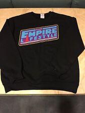 Empire Life Clothing Star Wars Crewneck Sweatshirt Jordan 8 Aqua Grape 5 Sz 3XL