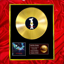 JAMIROQUAI AUTOMATON CD  GOLD DISC VINYL LP