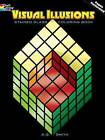 Visual Illusions Stained Glass Coloring Book by A. G. Smith (Paperback, 2008)