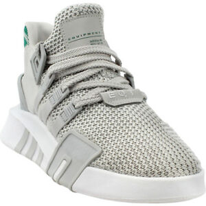low cost 7456e e9bc1 Image is loading adidas-Eqt-Bask-Adv-Sneakers-Grey-Mens