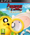 Adventure Time Finn and Jake Investigations PlayStation 3 Ps3