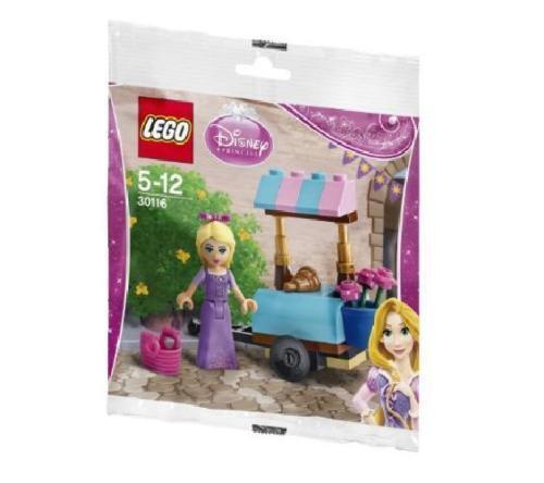 50x Lego 30116 Rapunzel's Market Visit X 50 Poly Sacs Job Lot