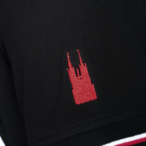 """4xl FC Cologne Polo /""""Aachener RUE/"""" taille M 1"""