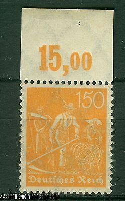 Deutsches Reich 189 P Or , ** , Starker Widerstand Gegen Hitze Und Starkes Tragen