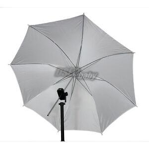"33"" 83cm Soft White Umbrella Translucent Reflector For Studio Photography Flash"