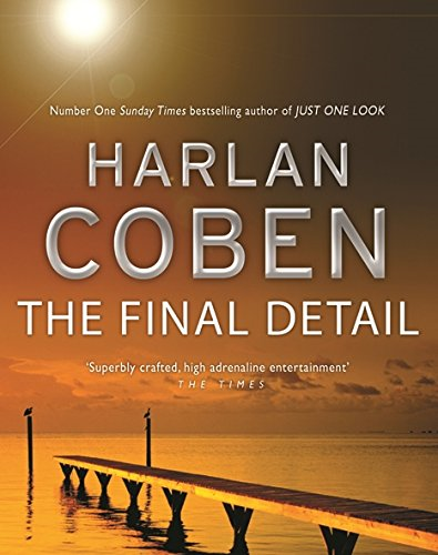 The Final Detail, Audio Book, Very Good Condition, Coben, Harlan