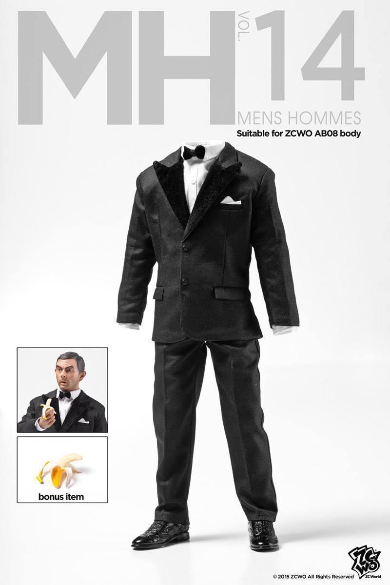 Y3-23 1 6 Scale action figure  zcwo MH14 Men Full Suit Set