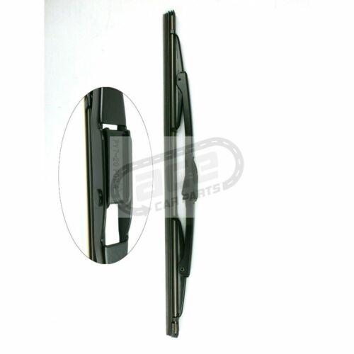 environ 27.94 cm Convient Nissan Terrano Mk2 ATV//SUV 2000-2006 essuie-glace arrière écran lame 28 cm 11 in