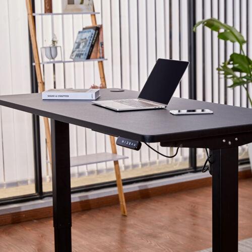 Höhenverstellbar Arbeitstisch Elektrisch Tischgestell Tischplatte Schreibtisch