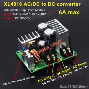Mini DC-DC Step-down Converter Adjustable Power Module 3.3V 3V 5V 9V 12V SV