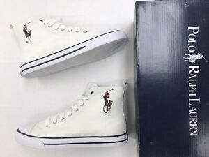 Kids Ralph Lauren Polo Shoes Size 6.5