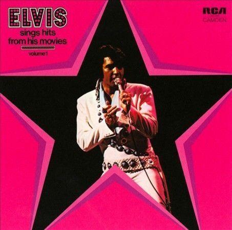 Elvis Presley Sings Hits From The Movies Oldies 1 Disc CD - $9.55