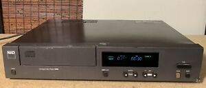 Vintage-NAD-Model-5200-Compact-Disk-CD-Player