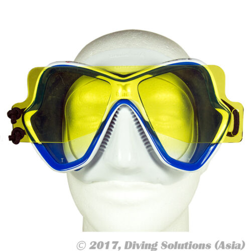 Scuba Diving Fluo Mask Filter Torch Night Dive