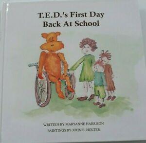 Children's Book, helping children/adults to understand being different is good.