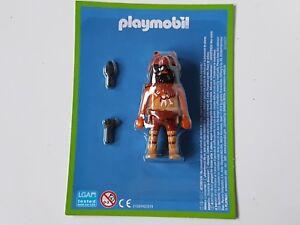 Playmobil-Coleccion-Figura-Prehistoria-Guardian-del-Fuego-Coleccion-NUEVO