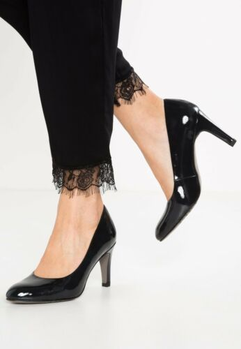 Salex notte Tamaris Classic Ln15 con Court tacco Eu Uk 36 3 10 Shoes Blu qTOTfFw