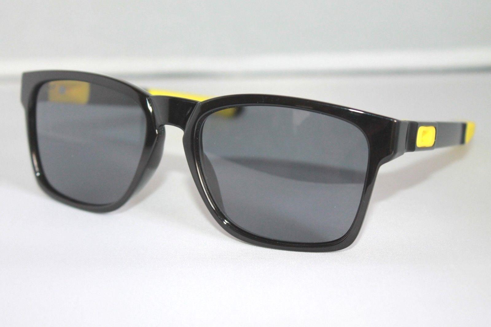 06abe014f4 Oakley Sunglasses Catalyst Valentino Rossi Vr46 Polished Black ...