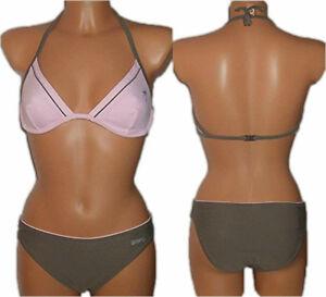 Arena Lamicir  Damen Mädchen Bikini Badeanzug light pink nut            (U01-02)