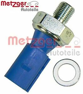 Metzger 0910077 Öldruckschalter Schalter Öldruck Audi Seat Skoda VW
