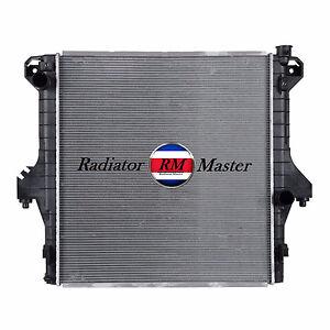 2711 Radiator For 2003-2009 Dodge Ram 2500 3500 5.9L 6.7L l6