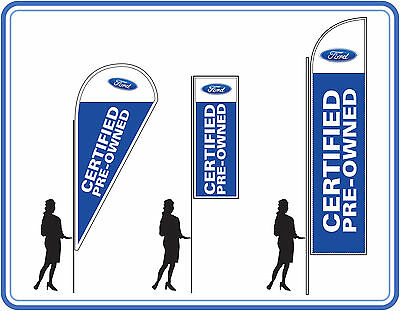 Ford Certified Pre Owned >> Ford Certified Pre Owned Flags Great For Dealerships Ford Cars Banners Uk 1 Ebay