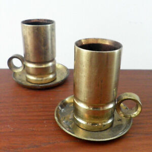 Vintage-Brass-Two-Candele-Holders-from-Old-Studio-HADANY-Jerusalem-Israel