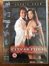 Jackie Chan CITY HUNTER ~ 1994 Streetfighter Film HKL Hong Kong Legends | UK DVD