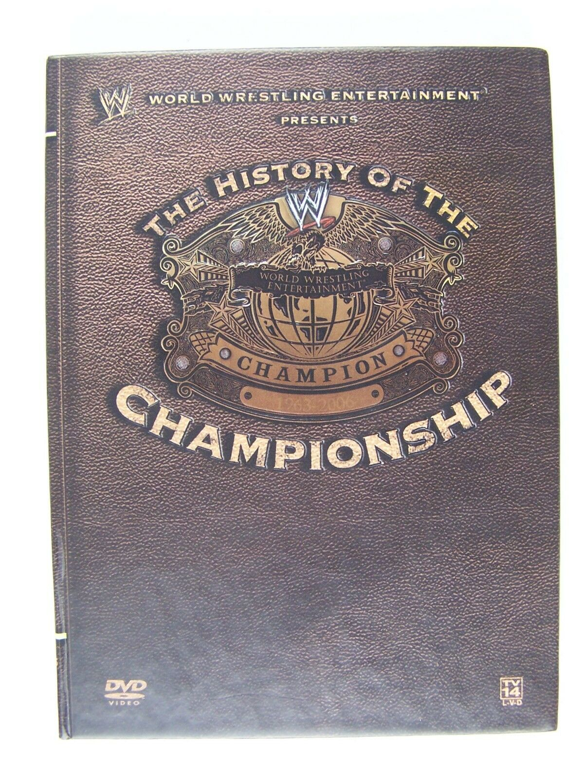 The History of the WWE Championship Collector's Edition