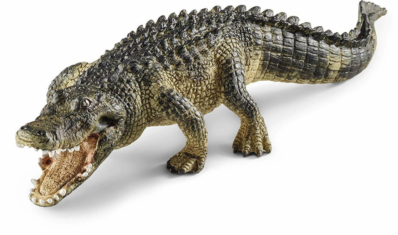 Schleich 14727-Wild Life Alligator