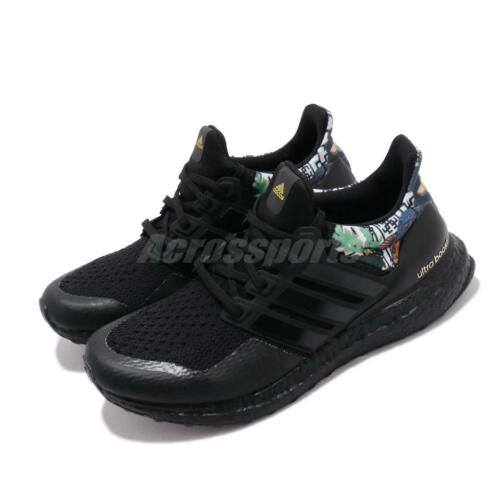 adidas UltraBOOST DNA CNY Black Blue Chinese New Year Men Running Shoes FW4324