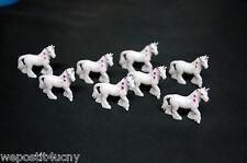 8 Mini Unicorn Good Luck Minis Unicorns  8 Unicorn Party Favors Safari LTD