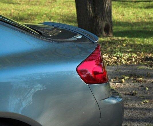 JDM M3 style trunk lip spoiler wing 85-95 FOR W124 BENZ E-CLASS E500 E320