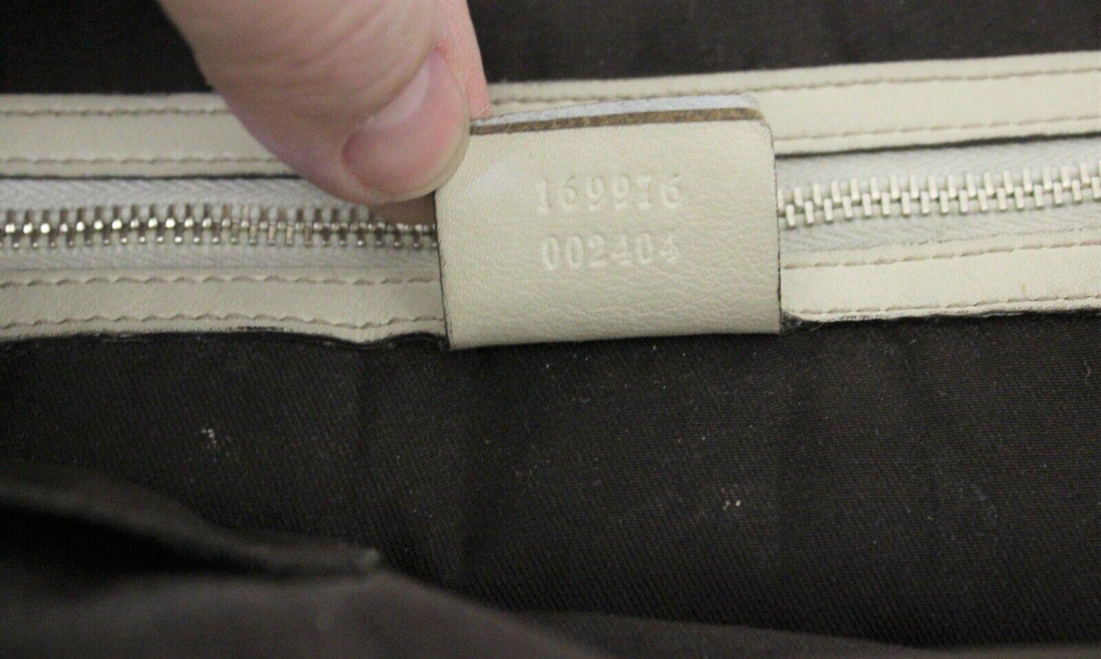 GUCCI Calfskin Peggy Bamboo Top Handle Hobo Bag -… - image 10