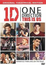One Direction: This Is Us ~ DVD WS ~ FREE Shipping USA