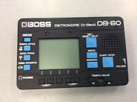 BOSS DB-60 Metronome Dr.Beat Oakville / Halton Region Toronto (GTA) Preview