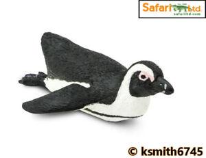 Safari African Penguin Solide Jouet En Plastique Wild Zoo Eau Oiseau Animal * Nouveau * ????-afficher Le Titre D'origine Cef1k5uj-07171245-270112810