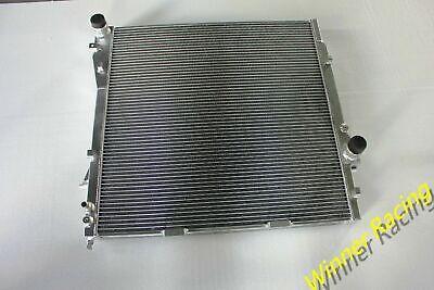 ALUMINUM ALLOY RADIATOR BMW X5 E53 4.6I 4.8I PETROL 00-06; E53 3.0 DIESEL 00-03
