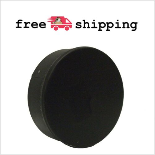 """6/"""" Universal Round Wood Burning Stove Pipe Duct Cap Single Wall Steel 24 Gauge"""