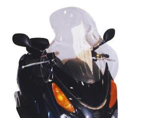 Windshield-Givi-High-Suzuki-Burgman-125-UH125-06-Carburettor