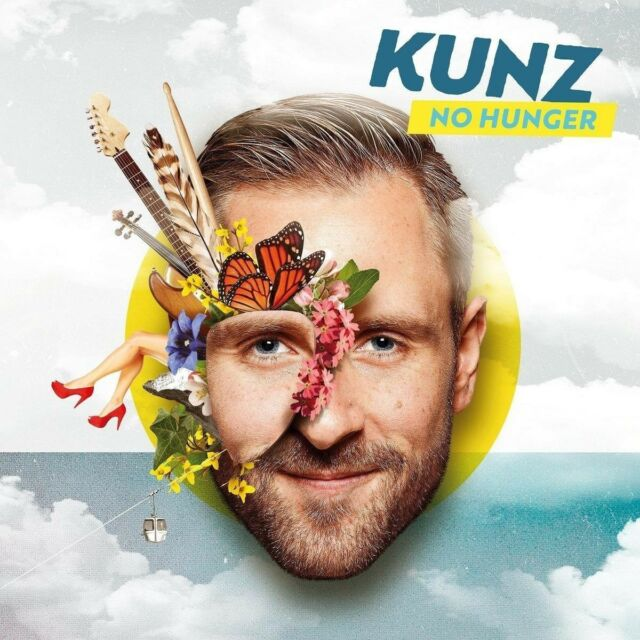 KUNZ - NO HUNGER   CD NEW!